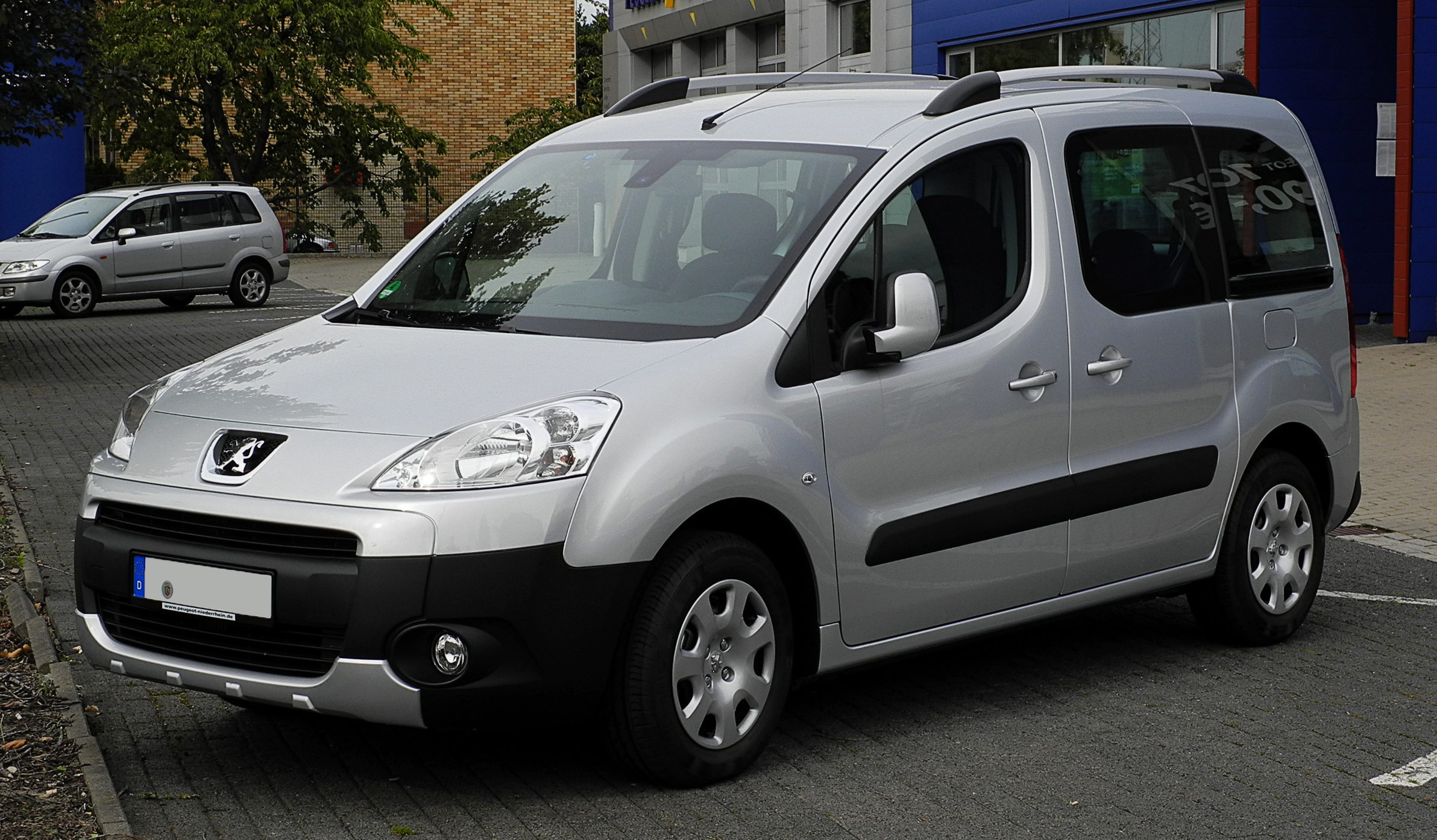 Peugeot Partner või Citroen Berlingo